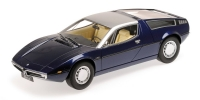 Maserati Bora 1970, dunkelblau