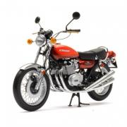 Kawasaki Z2 750 RS, 1973 braun/orange