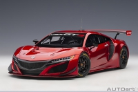 Honda NSX GT3, hyper red