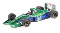 Jordan Ford 191 Michael Schumacher