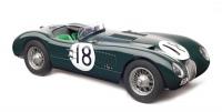 Jaguar C-Type 1953 Le Mans Sieger #18
