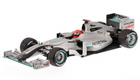 Mercedes GP Petronas Schumacher 2010