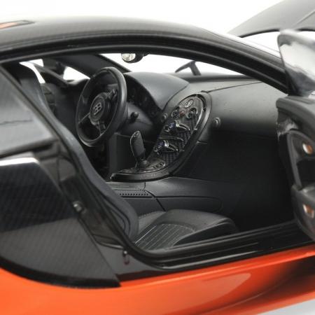 bugatti veyron super sport orange minichamps c100110840. Black Bedroom Furniture Sets. Home Design Ideas