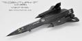 SR-71 Blackbird USAF 9TH SRW61, 1975