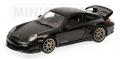 Porsche 911 GT2 RS 2011, black w/silver