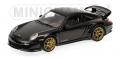 Porsche 911 GT2 RS 2011, black w/gold