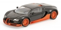 Bugatti Veyron Super Sport, orange