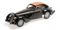 Alfa Romeo 8C B Lungo 1938, schwarz