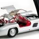 Mercedes-Benz 300 SL 1954, silber