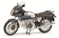 BMW R 100 RS, blue-sillver metallic