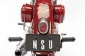 NSU Superlux, weinrot