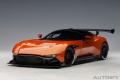 Aston Martin Vulcan 2015, orange
