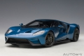 Ford GT 2017, liquid blue