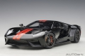Ford GT 2017, black / orange stripes