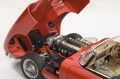 Jaguar E-Type 3.8 Roadster Serie I, rot