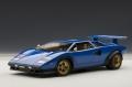 Lamborghini Countach LP500 S, blau