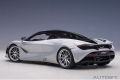 McLaren 720S, glacier/metallic white