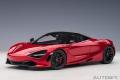 McLaren 720S, memphis red