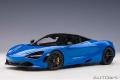 McLaren 720S, paris/metallic blue