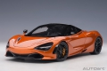 McLaren 720S, azores/metallic orange