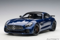 Mercedes-AMG GT R 2017, blue metallic