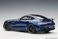 Mercedes-AMG GT R 2017, blue metallic