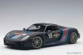 Porsche 918 Spyder 2013 Weissach, black