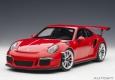 Porsche 911 (991) GT3 RS, guards red