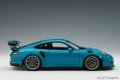 Porsche 911 (991) GT3 RS, miami blue
