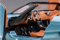 Koenigsegg Regera, horizon blue