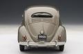 Volkswagen Käfer 1955, polarsilver