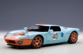 Ford GT 2004 Gulf #40, blue / orange