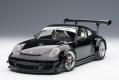Porsche 911 GT3 R 2010, plain body black