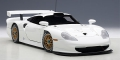 Porsche 911 GT1 1997, plain body white