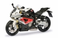 BMW S 1000 RR, racing red/alpin white