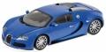 Bugatti Veyron 2010, blue/bleu
