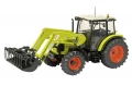 CLAAS AXOS 330 mit Frontlader