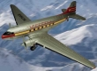 DC-3 Western Airlines