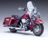 HD Road King - 2010, Red Hot Sunglow