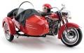 Harley-David. Electra Glide Sidecar 1965
