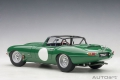 Jaguar Lightweight E-Type, racing green