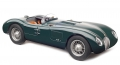 Jaguar C-Type 1952, British Racing Green