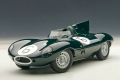 Jaguar D-Type LeMans 24 Hr Race 1955