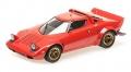Lancia Stratos 1974, rot