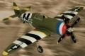 P-47D Razorback Thunderbolt Fighter