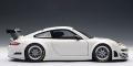 Porsche 911 GT3 RSR 2009, weiß