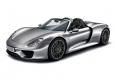 Porsche 918 Spyder, liquid metallic silver
