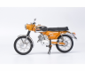 Zündapp KS 50 Super Sport, orange
