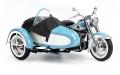 Harley-Davidson Duo-Glide Sidecar 1958